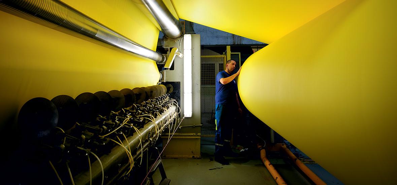 Fabrication du papier chez Clairefontaine - Article Quo Vadis