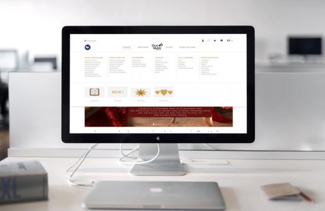 Nouvel e-shop Quo Vadis