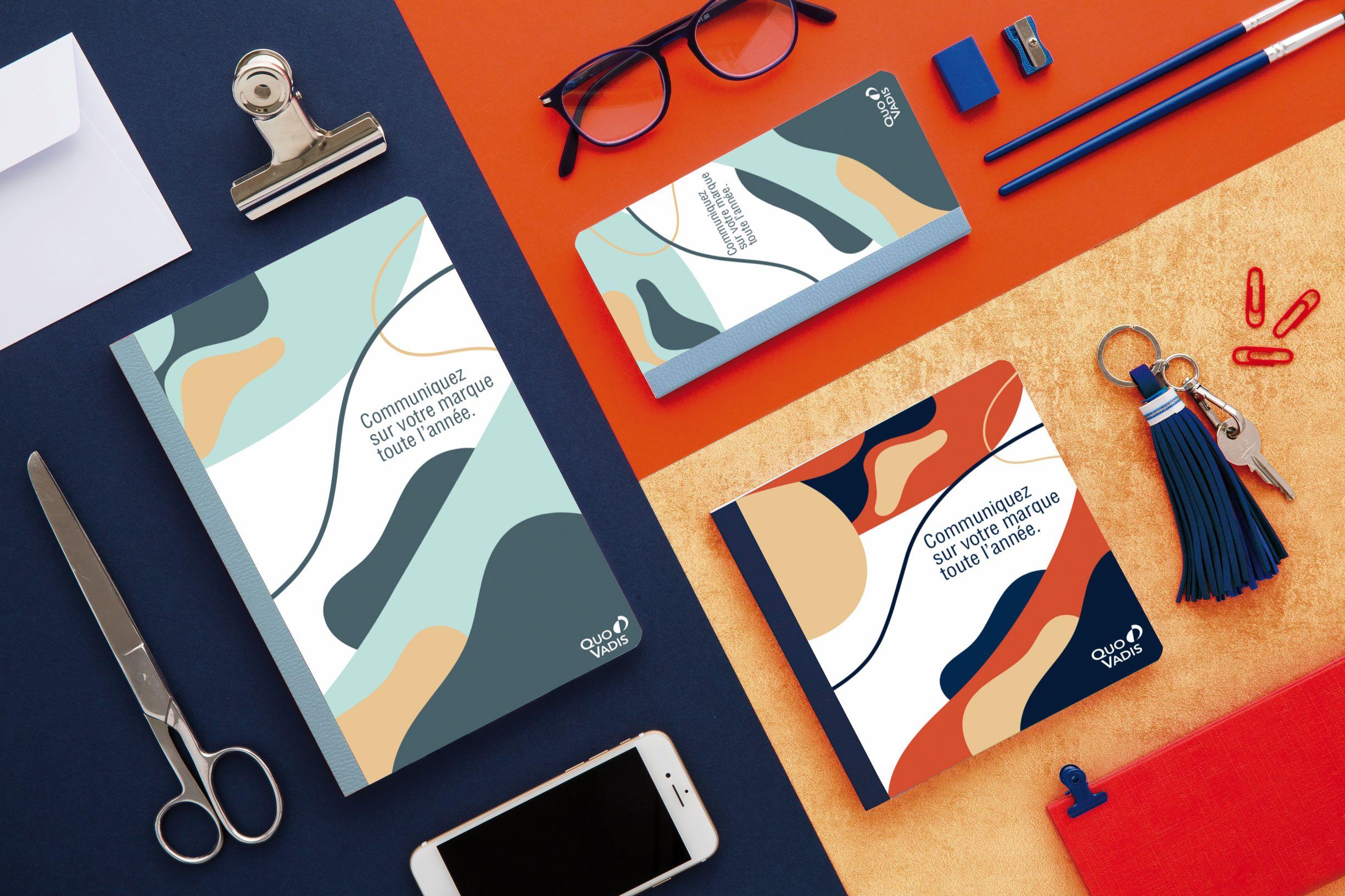Couvertures imprimées Quo Vadis pour les entreprises
